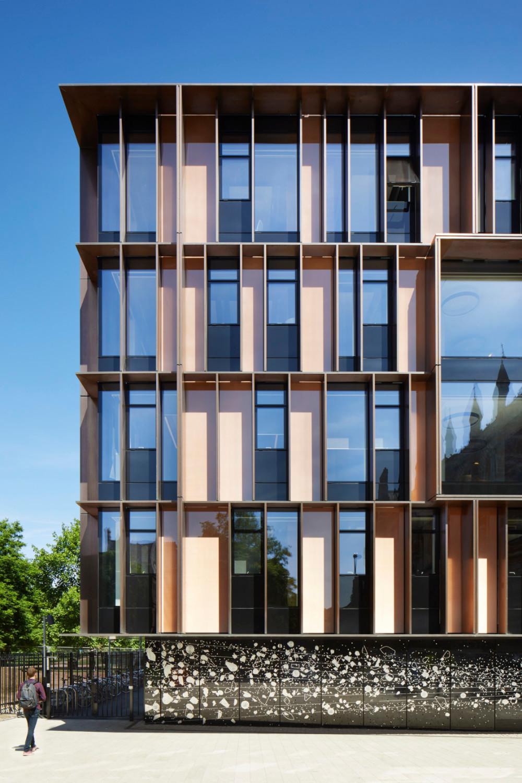 Beecroft Building der Universität Oxford | Bauphysik