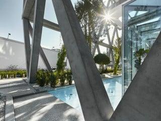 Ein 40 Meter hoher Neubau ist in Bozen entstanden: Der Firmenhauptsitz für das Dienstleistungsunternehmen Markas in Bozen wurde von ATP Architekten Ingenieure geplant.