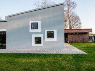 Mit der Erweiterung derDuisburger Kita am Förkelsgraben nach Plänen des Architekturbüros aib konnten zusätzliche Betreuungsplätze geschaffen werden.
