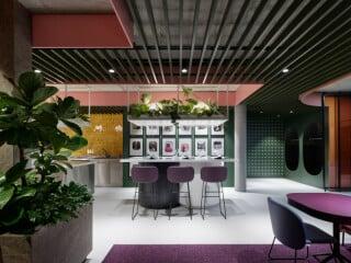 """Das Restaurant """"La Visione"""" ist in Denkendorf bei Stuttgart entstanden."""