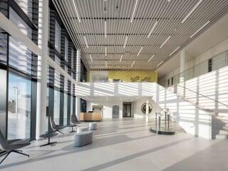 Das Seminar- und Schulungscenter am Attersee von ATP Architekten Ingenieure wurde von der Planung bis zur Umsetzung durchgängig und modellbasiert mit BIM geplant.