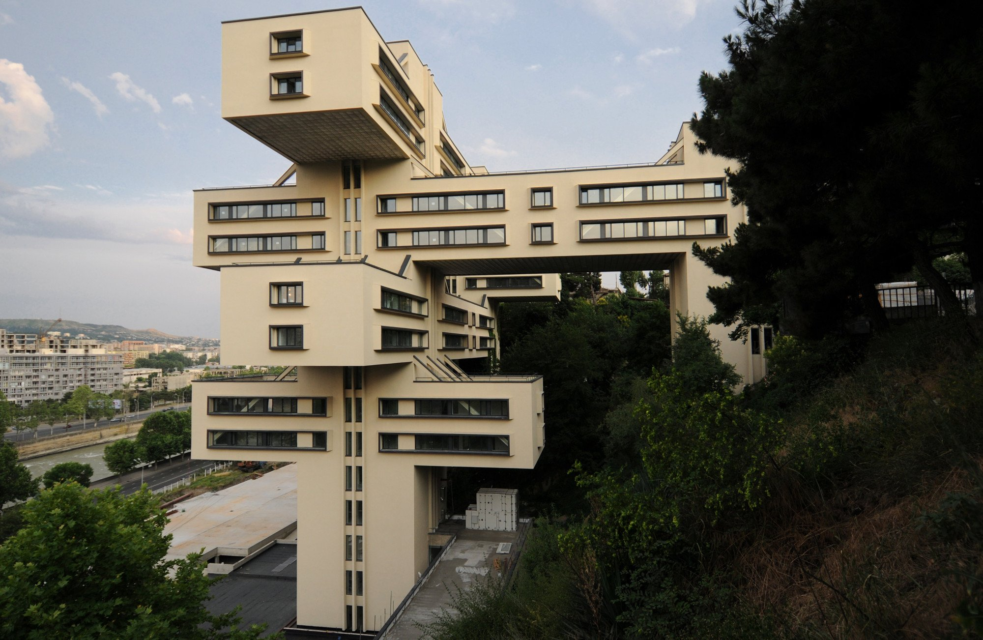 Beton brut architektur beton glossar baunetz wissen - Beton architektur ...