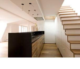 Treppenschrank Treppen Glossar Baunetz Wissen