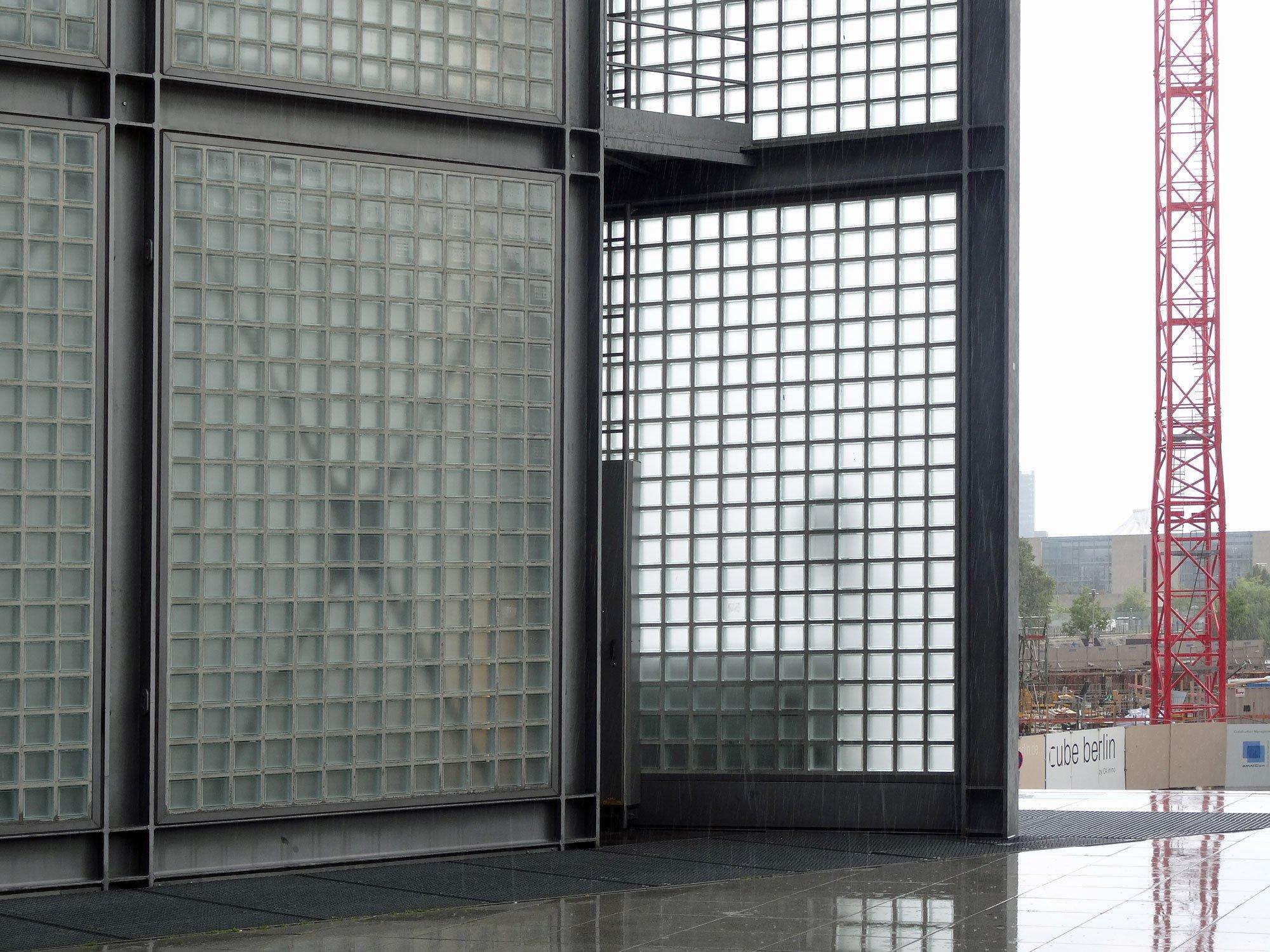 Fenster Aus Glasbausteinen glasbausteine glas glossar baunetz wissen