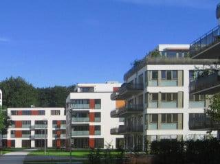 Hagenbeckquartier in Hamburg