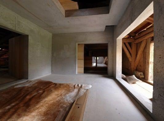umbau eines bauernhauses in viechtach altbau wohnen. Black Bedroom Furniture Sets. Home Design Ideas