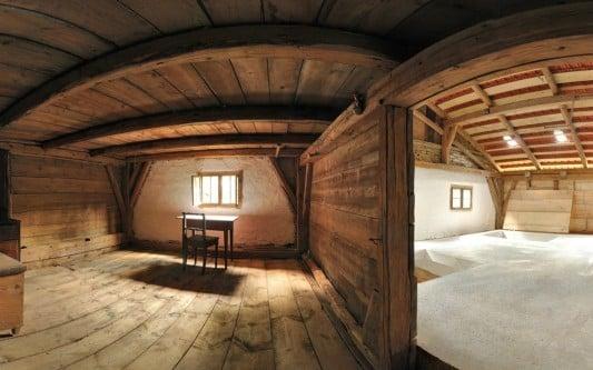 umbau eines bauernhauses in viechtach altbau wohnen baunetz wissen. Black Bedroom Furniture Sets. Home Design Ideas