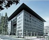 Verwaltungsgebäude in Frankfurt a. M.