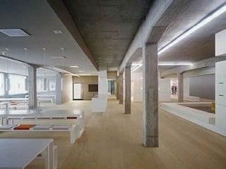 Umbau einer Porzellanmanufaktur in Rehau