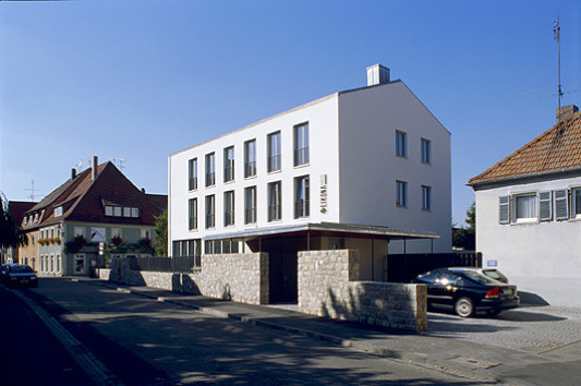 Wohn- und Geschäftshaus in Volkach