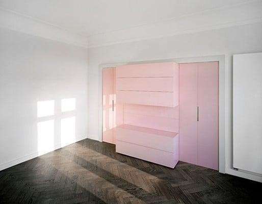 umbau einer wohnung im haus des kindes in berlin altbau wohnen baunetz wissen. Black Bedroom Furniture Sets. Home Design Ideas