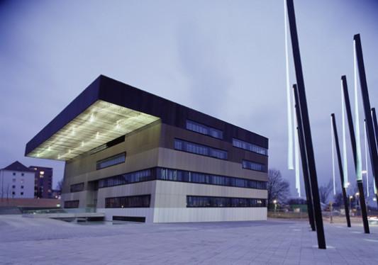 Stadthaus in Ostfildern | Beton | Büro/Verwaltung | Baunetz_Wissen