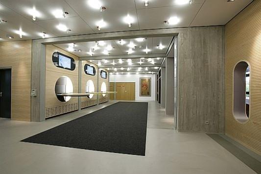 Fußboden Haag ~ Umbau des diakonischen werkes in stuttgart boden büro verwaltung
