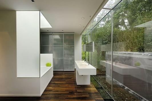 villa in veenendaal/nl | boden | wohnen | baunetz_wissen