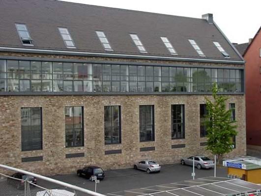 Fenster Band renthof in kassel dämmstoffe sonderbauten baunetz wissen