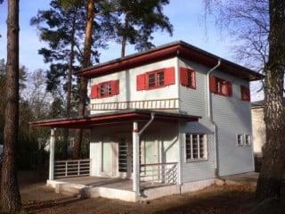 ferienhaus rotenberg im bregenzerwald elektro wohnen baunetz wissen. Black Bedroom Furniture Sets. Home Design Ideas