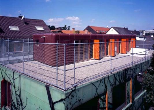 Atelier B 252 Ro Und Wohnhaus In Dachau Fassade Wohnen