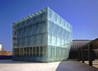 Bauhaus Halensee In Berlin Fassade Gewerbe Industrie