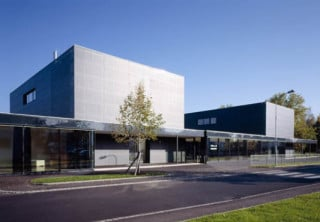Ravensbourne College In London Fassade Kultur Bildung