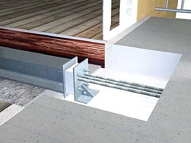 balkonsanierung thermische trennung und passivhaus zertifiziert altbau news produkte. Black Bedroom Furniture Sets. Home Design Ideas