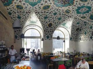 Maredo flagshipstore in berlin fliesen und platten for Design hotel quartier 65 mainz