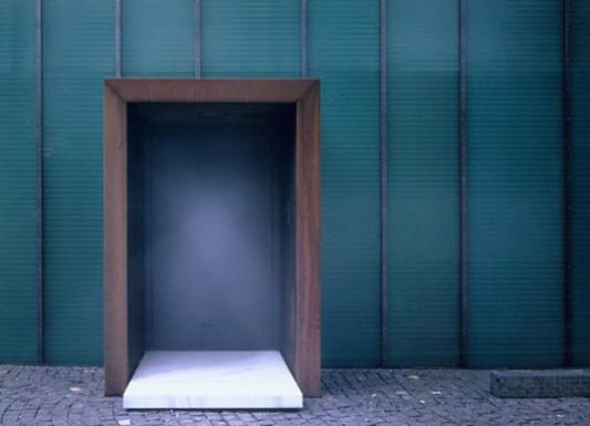 Krematorium in kassel glas sonderbauten baunetz wissen for Zimmertur offnen ohne klinke