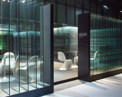 vitro pavillon in madrid e glas sonderbauten baunetz wissen. Black Bedroom Furniture Sets. Home Design Ideas