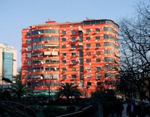 Die Fassadengestaltung