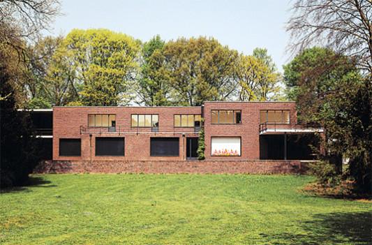 Haus Lange Und Haus Esters In Krefeld Mauerwerk Kultur
