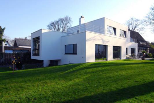 einfamilienhaus in hamburg mauerwerk wohnen efh baunetz wissen. Black Bedroom Furniture Sets. Home Design Ideas
