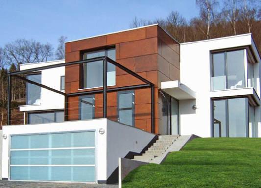 Architekt München Einfamilienhaus einfamilienhaus in plettenberg mauerwerk wohnen efh baunetz wissen
