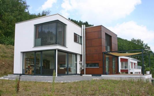 einfamilienhaus in plettenberg mauerwerk wohnen efh baunetz wissen. Black Bedroom Furniture Sets. Home Design Ideas