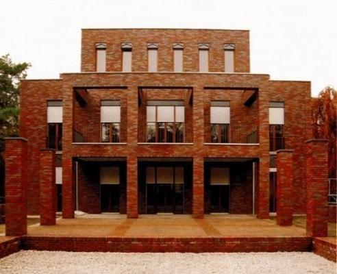 Botschaft des sultanats oman in berlin mauerwerk b ro verwaltung baunetz wissen - Architekturburos in berlin ...