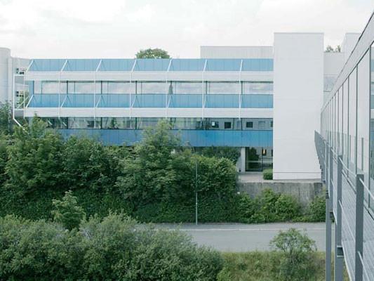 Das Rheniumhaus In Rehau Gebaut 1967/68