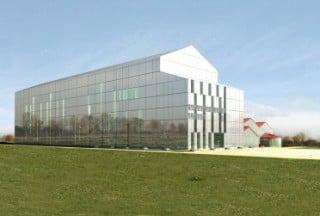Neubau Regional Museum Xanten