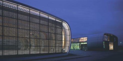 Produktions- und Verwaltungsgebäude in Rellingen
