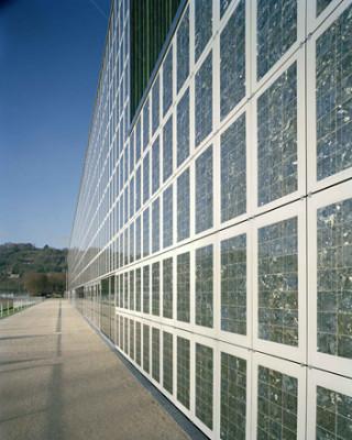 Paul Horn Arena In T 252 Bingen Solar Sport Freizeit