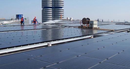 Solaranlagen München bmw welt in münchen solar sonderbauten baunetz wissen