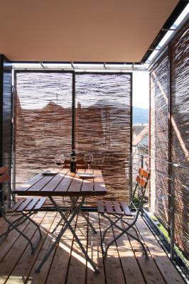 Umbau Eines Siedlungshauses In Oberwolfach Geneigtes Dach Wohnen