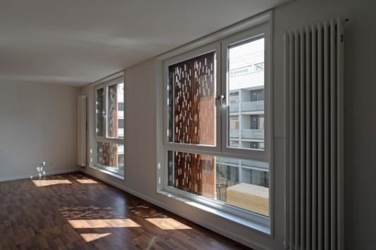 Wohngeb Ude In Darmstadt Sonnenschutz Wohnen Baunetz