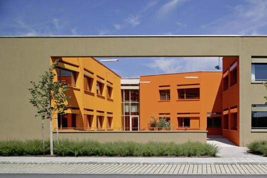 Grundschule In Dachau Augustenfeld Sonnenschutz Kultur