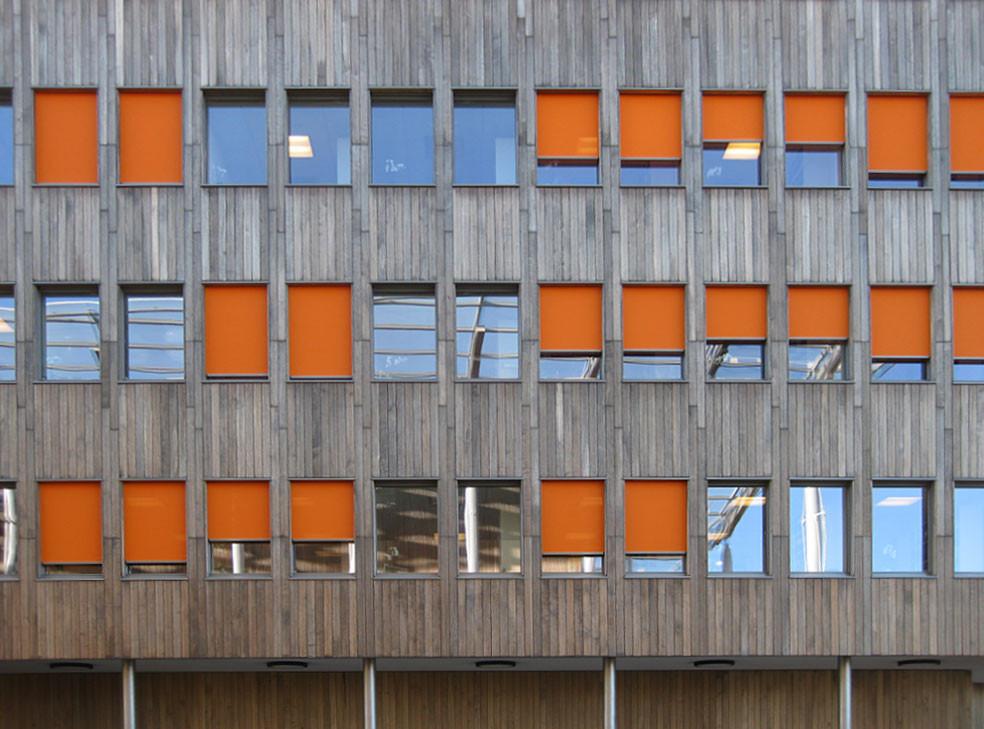 Insektenschutz Rollo Sonnenschutz Textilien Baunetz