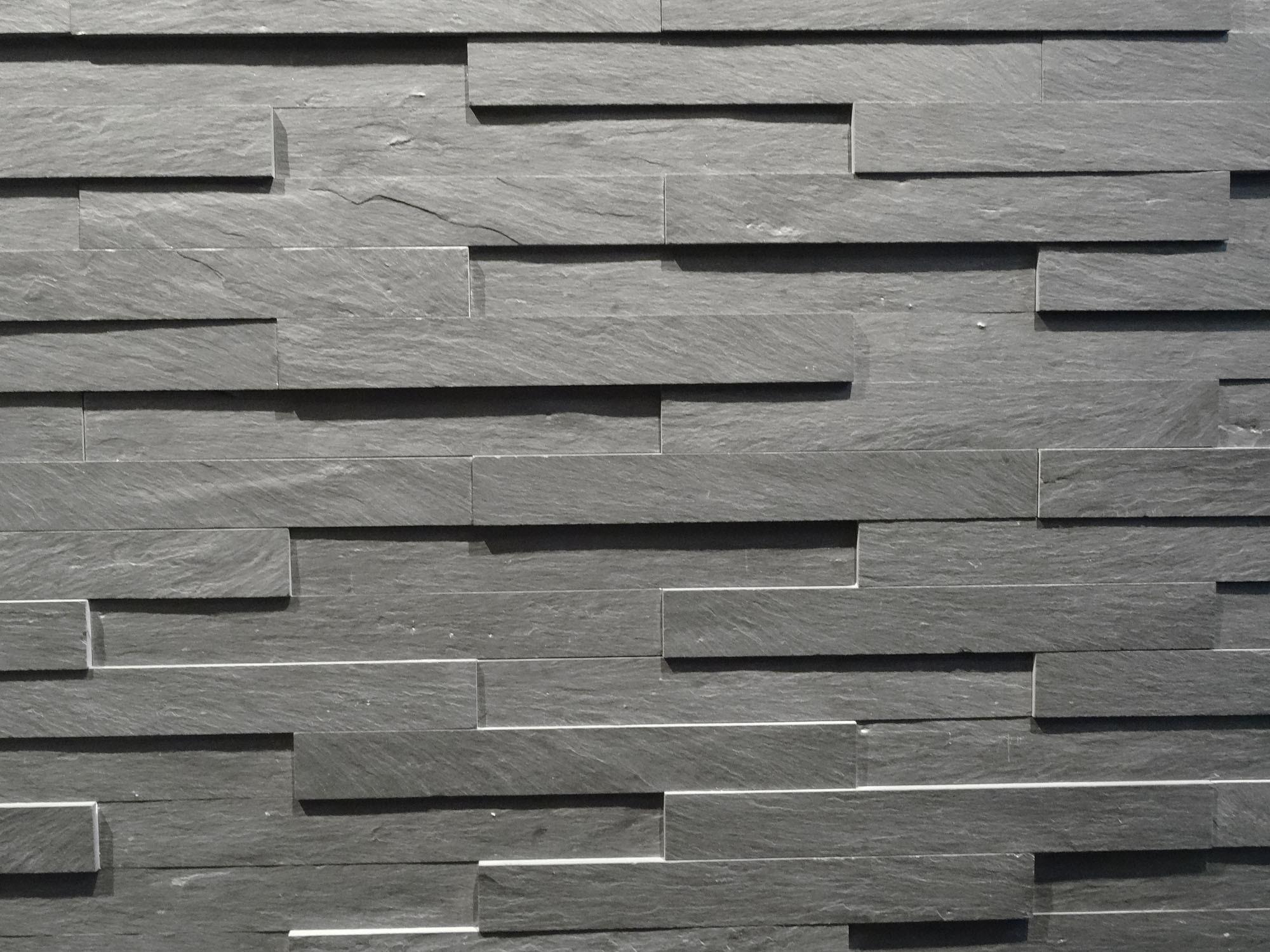 Schiefer im innen und au enbereich schiefer werkstoff for Wand naturstein innen
