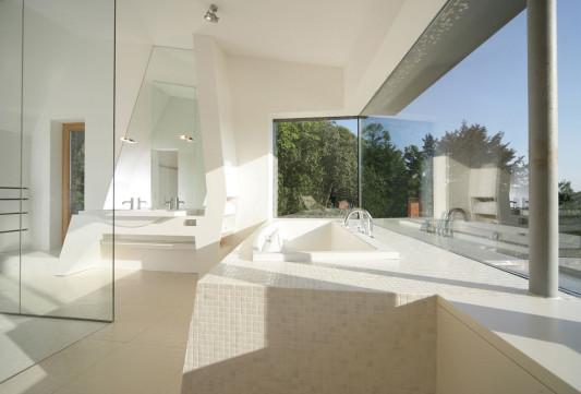 wohnhaus in graz a bad und sanit r wohnen baunetz wissen. Black Bedroom Furniture Sets. Home Design Ideas