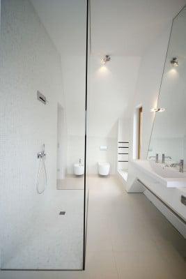 wohnhaus in graz/a | bad und sanitär | wohnen | baunetz_wissen, Hause ideen
