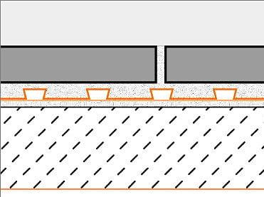 Entkopplungsmatten Dammstoffe Boden Decke Baunetz Wissen