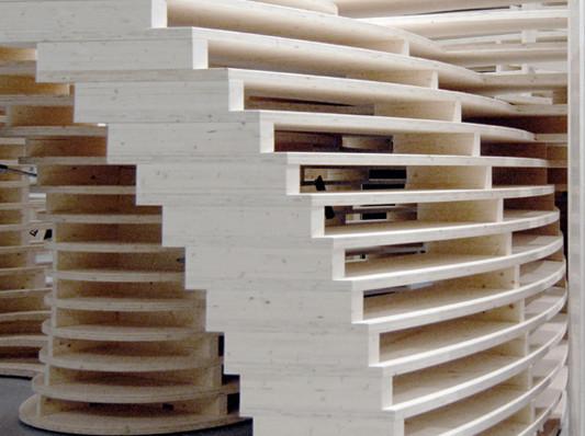 Holzpavillon in der Schweiz | Nachhaltig Bauen | Sonderbauten ...