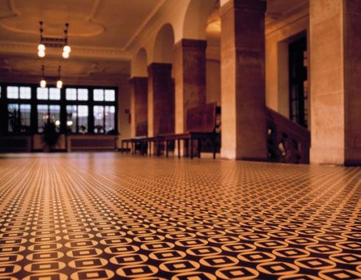 Fußboden Modern Renaissance ~ Die geschichtliche entwicklung des linoleums im 20. jahrhundert
