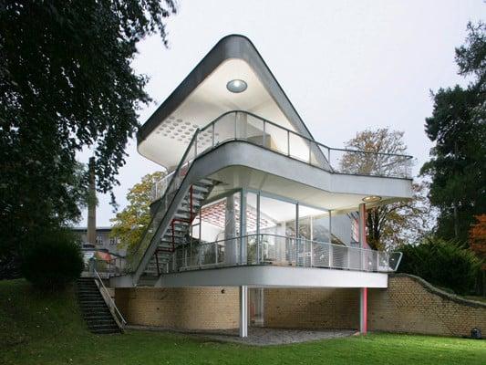 Haus Schminke in Löbau   Beton   Wohnen/EFH   Baunetz_Wissen
