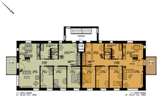 kraftwerk b mehrfamilienhaus in bennau ch solar wohnen baunetz wissen. Black Bedroom Furniture Sets. Home Design Ideas